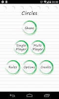 Screenshot of Circles