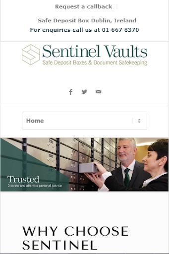 Sentinel Vaults
