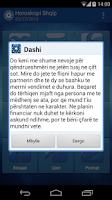 Screenshot of Horoskopi Shqip - { Albanian }
