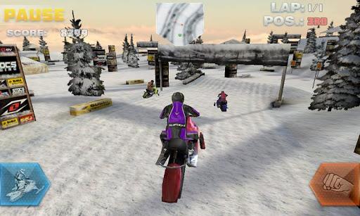Snowbike Racing v1.0 APK