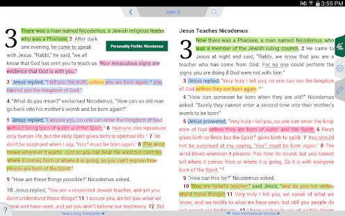 Life Application Study Bible - screenshot thumbnail