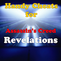 Assassins Creed Revel Cheats logo