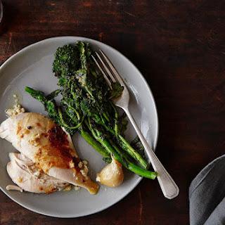 Jamie Oliver's Chicken in Milk.