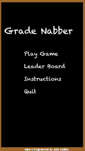 Grade Nabber