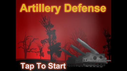 Artillery Guard Enemy Assault