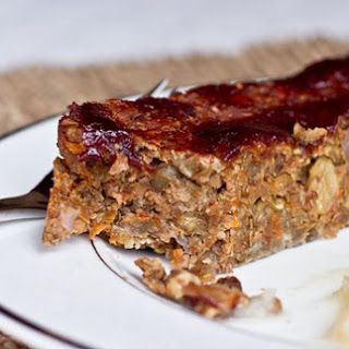 Ultimate Vegan Lentil Walnut Loaf