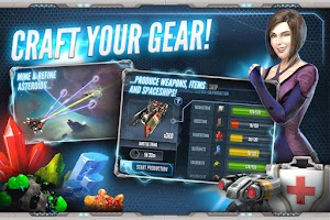 Screenshot of Pocket Starships MMO / MMORPG