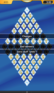 Brain Gems Free: Fun Word game - screenshot thumbnail