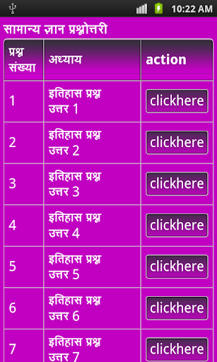 【免費教育App】india gk in hindi-APP點子