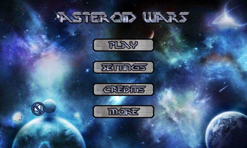 Asteroid Wars- screenshot