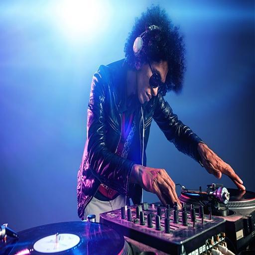 DJ 混音器工作室