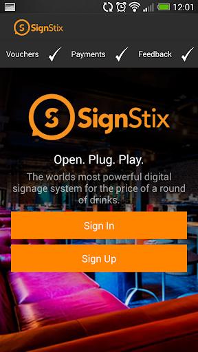 SignStix Rewards