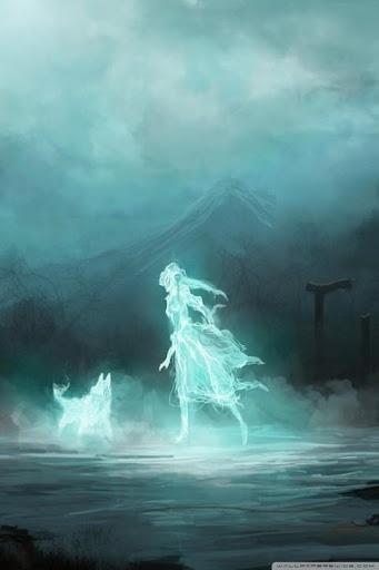 Ghost HD Wallpaper FREE