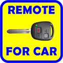 Remote Control Key for Car icon