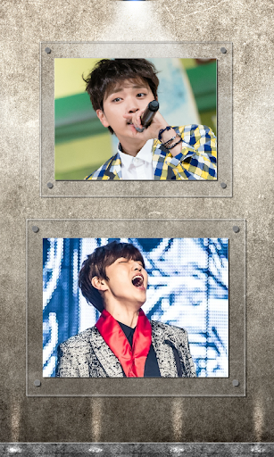 B1A4 Sandeul Live Wallpaper 01