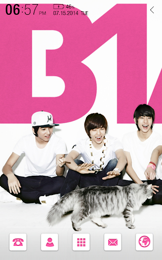 [SSKIN] B1A4_Let's Play_03