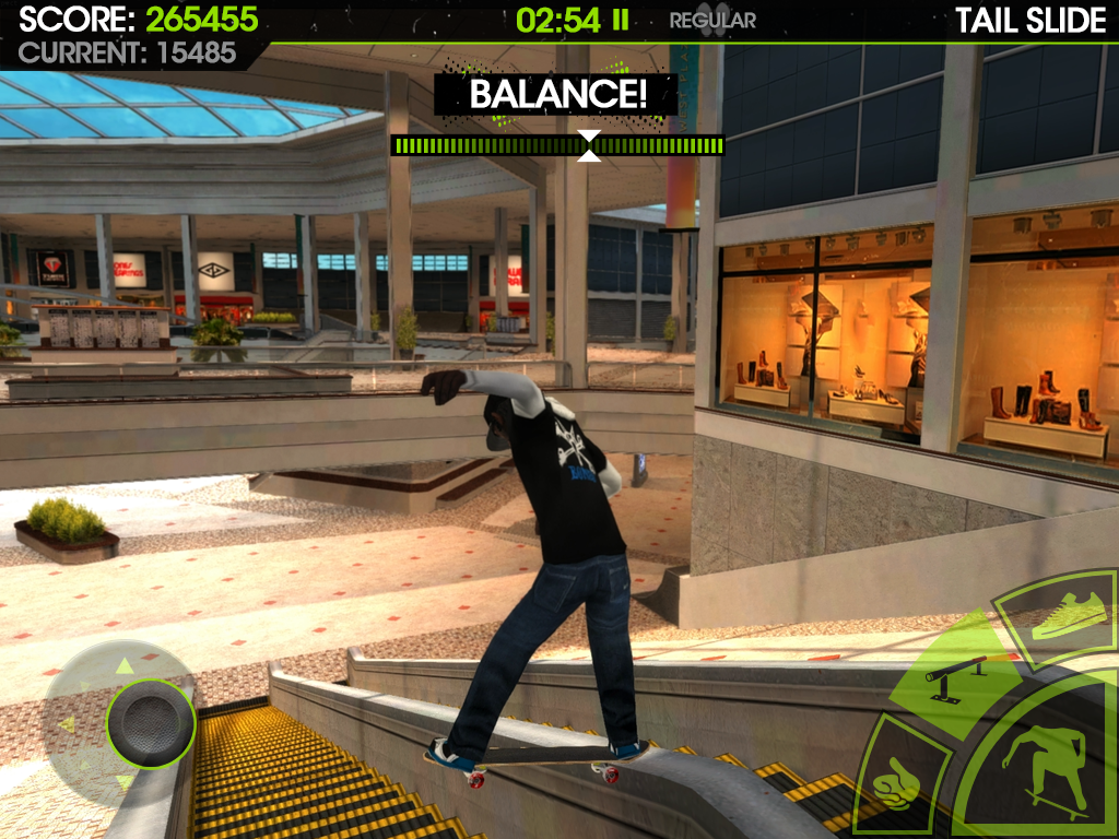 Skateboard Party 2 - screenshot
