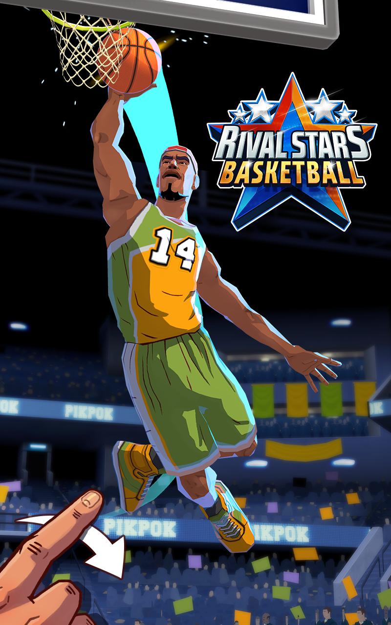 Rival Stars Basketball screenshot #15