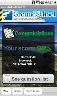 FAA Private Pilot Test Prep - screenshot thumbnail