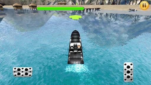 免費賽車遊戲App|Motor Boat Parking 3D|阿達玩APP