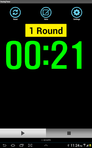 Boxing Timer (Training Timer) 5.4.8 screenshots 9