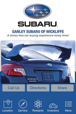 Ganley Subaru of Wickliffe