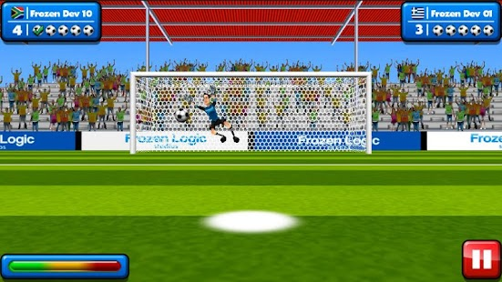 [Soccer Penalty Kicks] Screenshot 4