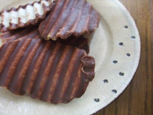 ポテトチップチョコレート