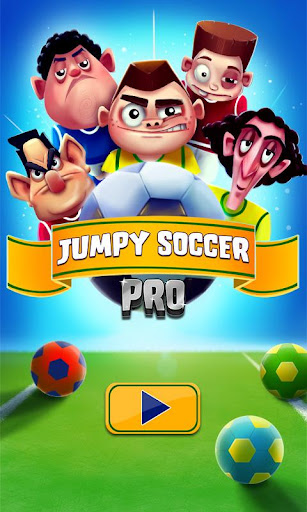 Jumpy Soccer Pro Brazil 2014