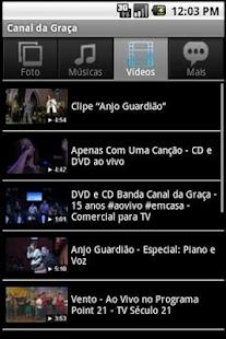 Canal da Graça- screenshot thumbnail