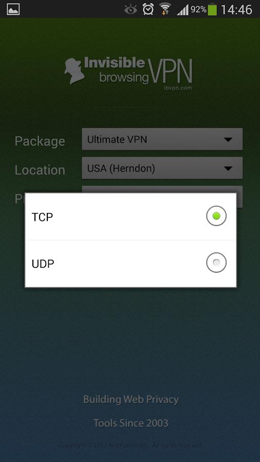 Configuring a VPN Gateway