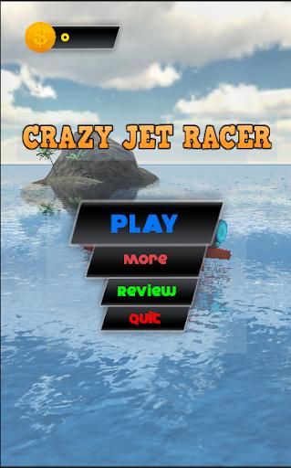 Crazy Jet Racer