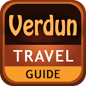Verdun Offline Map Guide