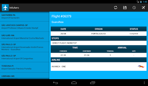 InfoAero screenshot 6
