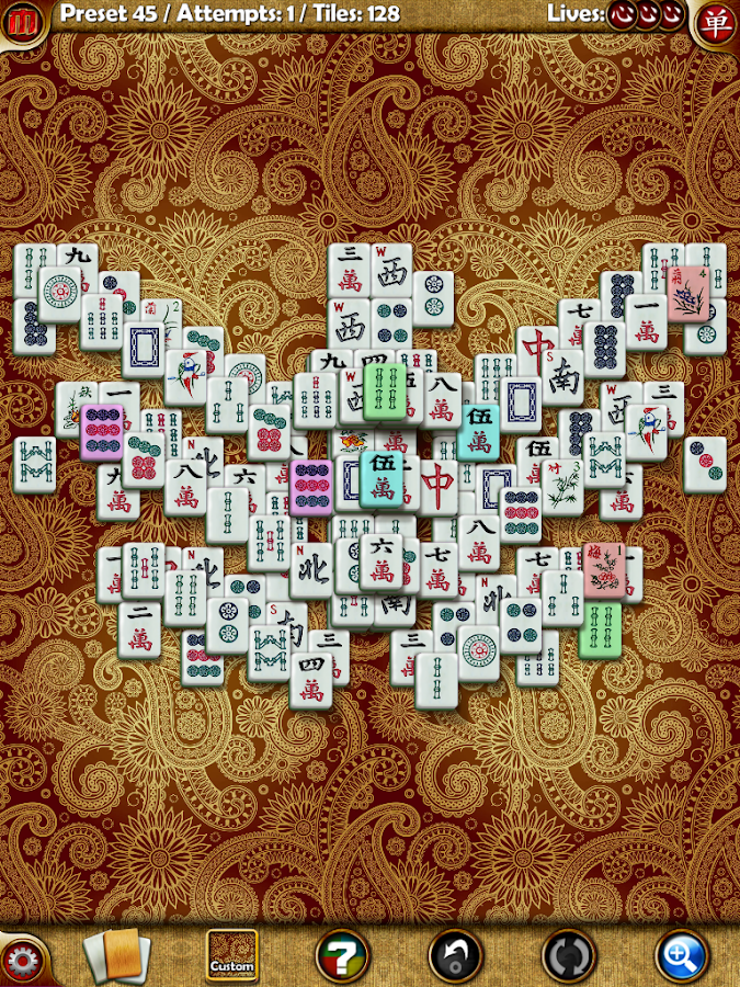 Random Mahjong- screenshot