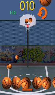 Hot Shot Basketball - Breakout
