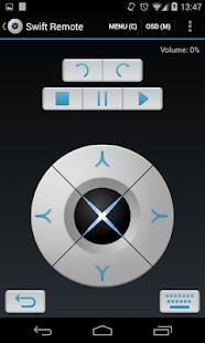 Swift Remote - screenshot thumbnail