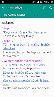 Download English Vietnamese Dictionary TFlat For PC Windows and Mac apk screenshot 3