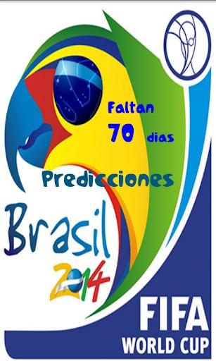 Predicciones Mundial 2014