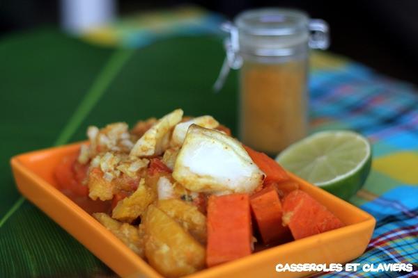 Caribbean Fish Recipe