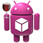 Wines and food icon