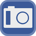 Facebook photo widget logo