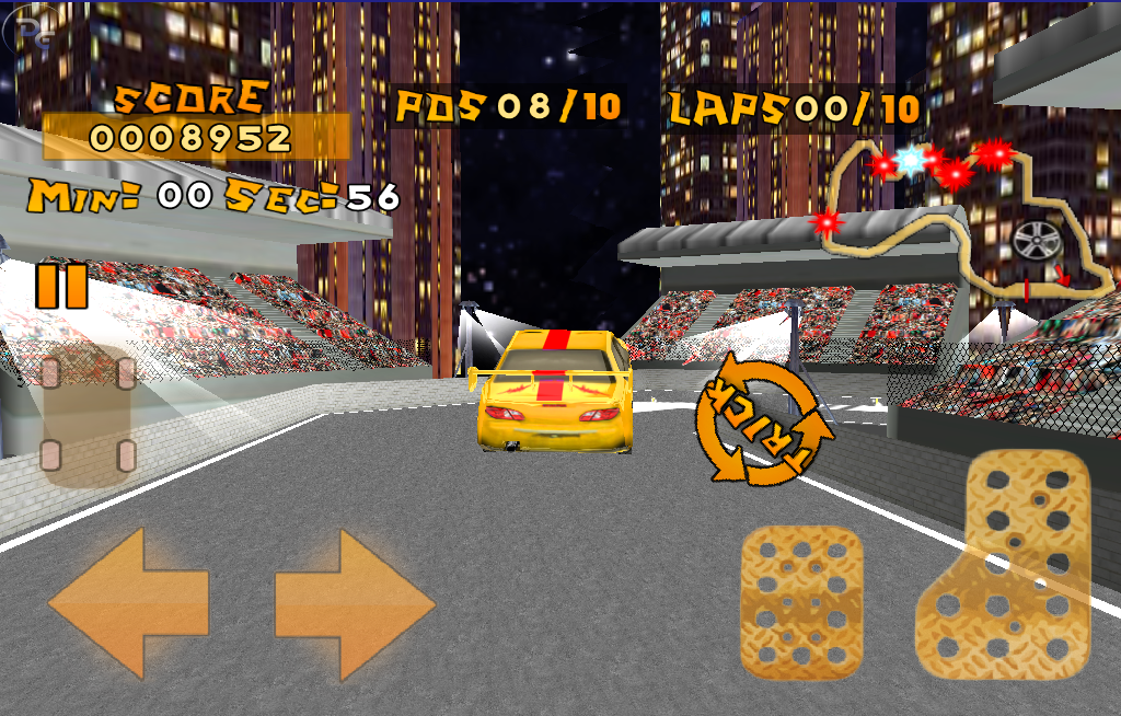 High Laps- screenshot