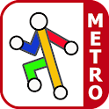 Rome Metro by Zuti icon