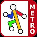 Rome Metro by Zuti