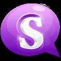 SesliDunya Sohbet, Sesli Chat icon