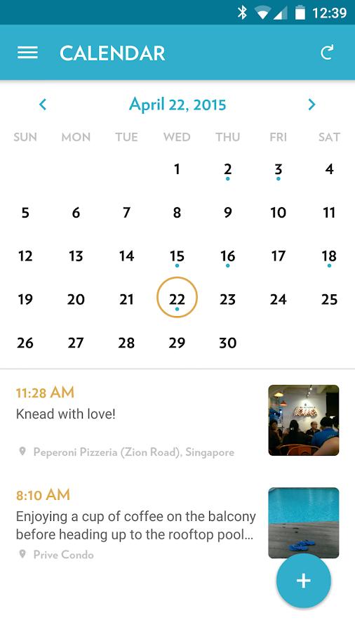 Journey (Journal, Diary) - screenshot