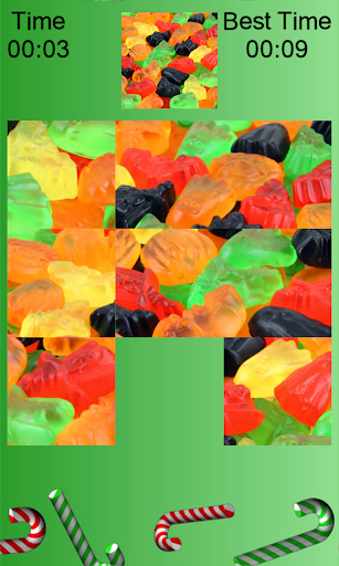 【免費家庭片App】Candy Puzzle-APP點子