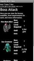 Screenshot of Algadon Free MMORPG