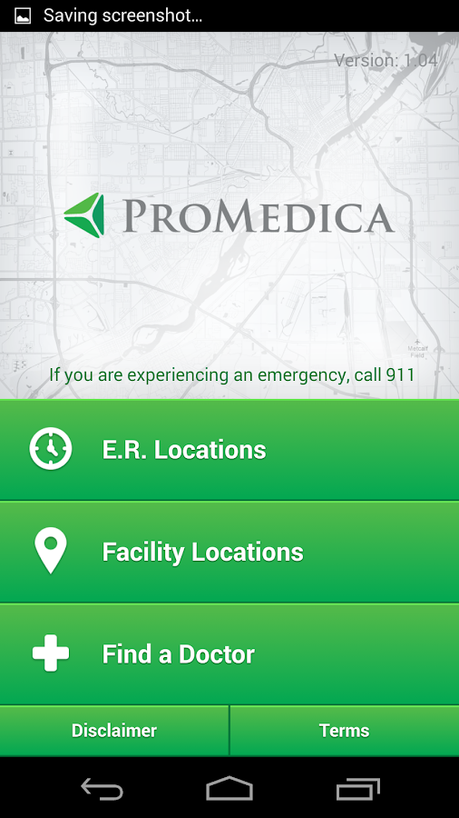 ProMedica - screenshot